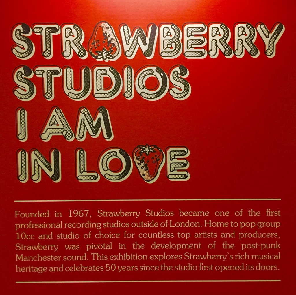 Strawberry Studios Exhibition 2018, Stockport