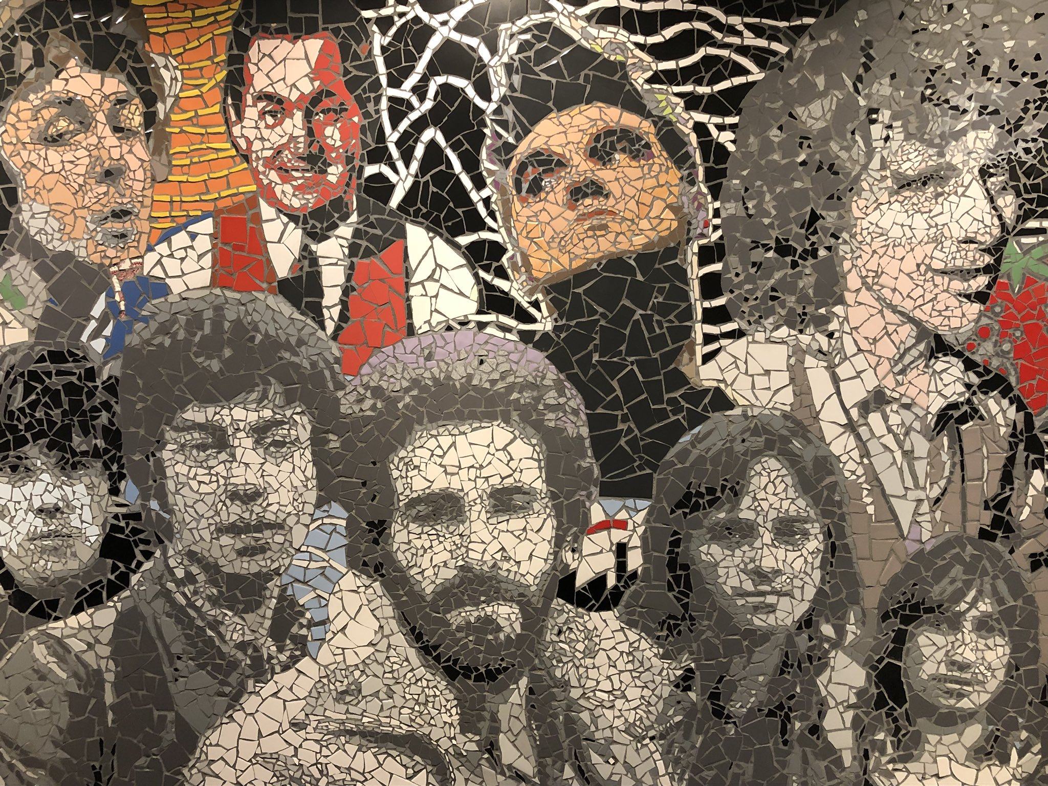 Mosaic by Mark Kennedy